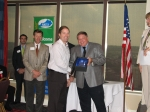 Hahn Automation receives 2009 NKITA International Trade Award of Excellence, Small Business Achievement