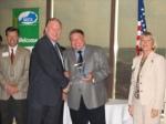 Tom Voss, DHL Global Forwarding, 2009 NKITA Champion of Trade